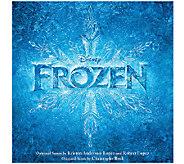 Disneys Frozen Soundtrack CD - E279783