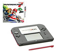Nintendo 2DS Bundle with Mario Kart 7 - E286783