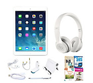 Apple iPad Air 16GB Bundle with Beats Solo2 Headphones - E288283