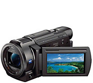 Sony AX33 4K Ultra HD Handycam with 10X OpticalZoom - E289083