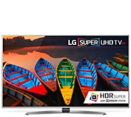 LG 60 Class Smart LED-Backlit 4K Super Ultra HDTV - E289283
