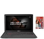 ASUS 17.3 ROG Laptop Core i7 16GB RAM 1TB HDDNVIDIA GTX 960M - E290183