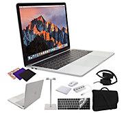 Apple MacBook Pro 15 256GB Touch Bar & Accessories - Silver - E293483