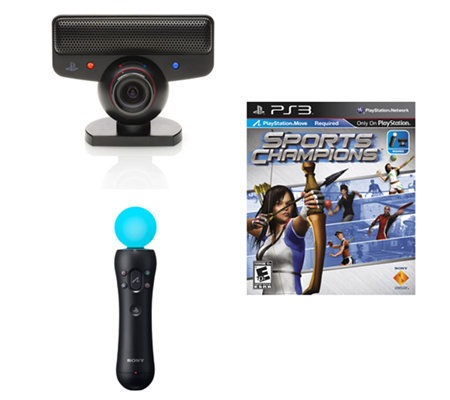 Sony PlayStation Move Bundle