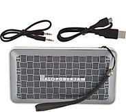 Halo POWERJAM 6,000 mAh Portable Power Speaker - E229084