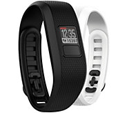 Garmin Vivofit3 Activity Tracker with Extra White Band - E230384