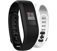 Garmin Vivofit3 Activity Tracker with Extra White Band - E230384