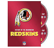 NFL History of the Washintgon Redskins 2-Disc Set - E265984
