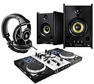 Hercules DJ Control Air S Series with Headphones & Speakers - E282984