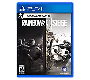 Tom Clancys Rainbow Six: Siege - PlayStation 4 - E283684