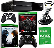 Xbox One 500GB Gears of War Bundle with HALO 5: Guardians - E284684