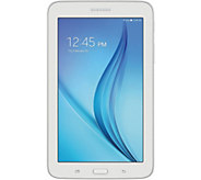 Samsung Galaxy Tab E Lite 7.0 8GB Tablet Bundle - E291184