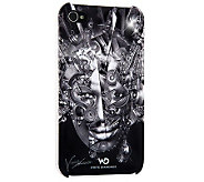 White Diamonds The Mechanist iPhone 4 Case - E263385