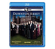 Masterpiece Classic: Downton Abbey Season 3- Blu-ray - E266485