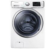 Samsung 5400 4.2 Cu.Ft. Front Load Washer w/ Steam - White - E277685