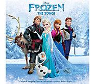 Disneys Frozen: The Songs CD Sing-Along & Accessories - E279785