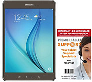 Samsung Galaxy Tab A 8 - 16GB, 1.5GB RAM & 1-Yr Tech Support - E287585