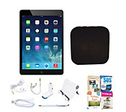 Apple iPad mini 2 16GB Bundle with Apple TV & Software - E288285