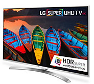 LG 60 Class Smart 3D LED 4K Super Ultra HDTV - E289285