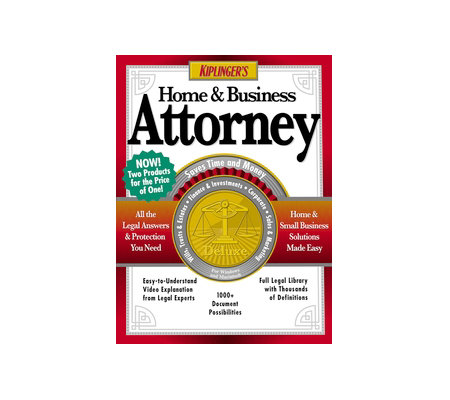 Kiplinger S Home And Business Attorney Software