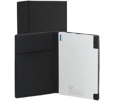 Halo 3000 Mah Ultra Slim Portable Charger W Rfid Card