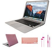 Apple MacBook Air 13 Bundle w/ Clip Case & Accessories - E231486