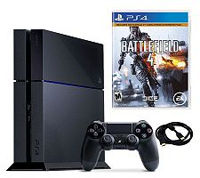 Sony PS4 System with Battlefield 4 and Accessories
