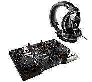 Hercules DJ Control Instinct with Headphones - E282986