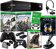 Xbox One Assassins Creed Bundle w/ 2 Bonus Games and Accs. - E283486