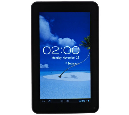 "Proscan 7"" Android Tablet Dual Core 8GB WiFi & Google Play"
