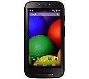 Moto E Android Tracfone Prepaid Smartphone w/ 1200 Min/Text - E227487