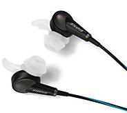 Bose QC20 Acoustic Noise Cancelling Headphones For Apple - E227987