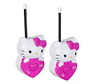 Hello Kitty Bracelet Walkie Talkie Set - E268187