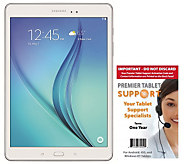 Samsung Galaxy Tab A 9.7 - 16GB, 1.5GB RAM, 1-Yr Tech Suppor - E287587