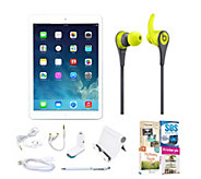 Apple iPad Mini 2 16GB w/ Beats Tour 2 Active Headphones - E288287