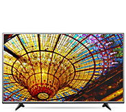 LG 65 4K Ultra HD Smart LED TV w/ 4K Upscaler - E289287
