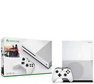 Xbox One S 500GB Console - Battlefield 1 Bundle - E290587