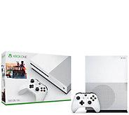 Xbox One S 500GB Console - Battlefield 1 Bundle - E290587
