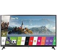 LG 43 Class 4K Ultra HD Smart LED TV - E290887