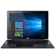 Acer 12 2-in-1 Switch Alpha Intel Core i3 4GB RAM 128 SSD w/Lifetime Tech - E229588