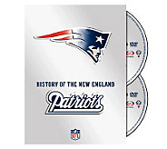 NFL History of the New England Patriots 2-DiscSet - E265988