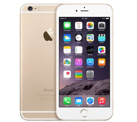 Apple iPhone 6 Plus - 16GB, 4G LTE Unlocked GSMCell Phone - E279888