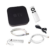 Apple TV Bundle with HDMI and Network Cable - E281088