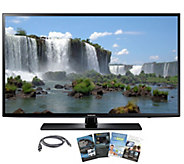 Samsung 55 Class Smart LED 1080p HDTV w/ Built -In WiFi & HDM - E287288