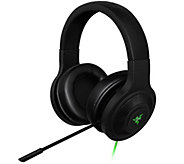 Razer Kraken USB Over-Ear Gaming and Music Headset - E287988