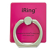 iRing Wearable Adhesive Phone Stand & Mount forMobile Devices - E292688