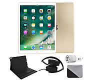 Apple iPad Pro 12.9 64GB Wi-Fi & 4G with Accessories - Gold - E293088