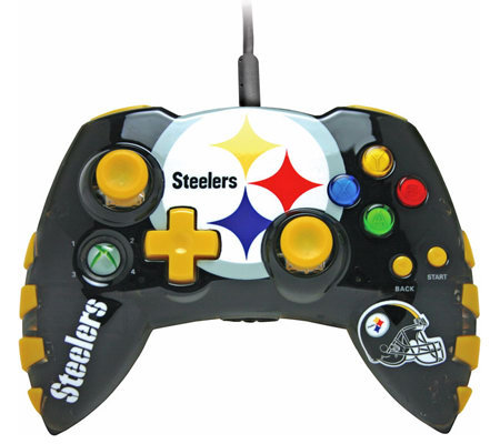 NFL Pittsburgh Steelers Controller - Xbox 360