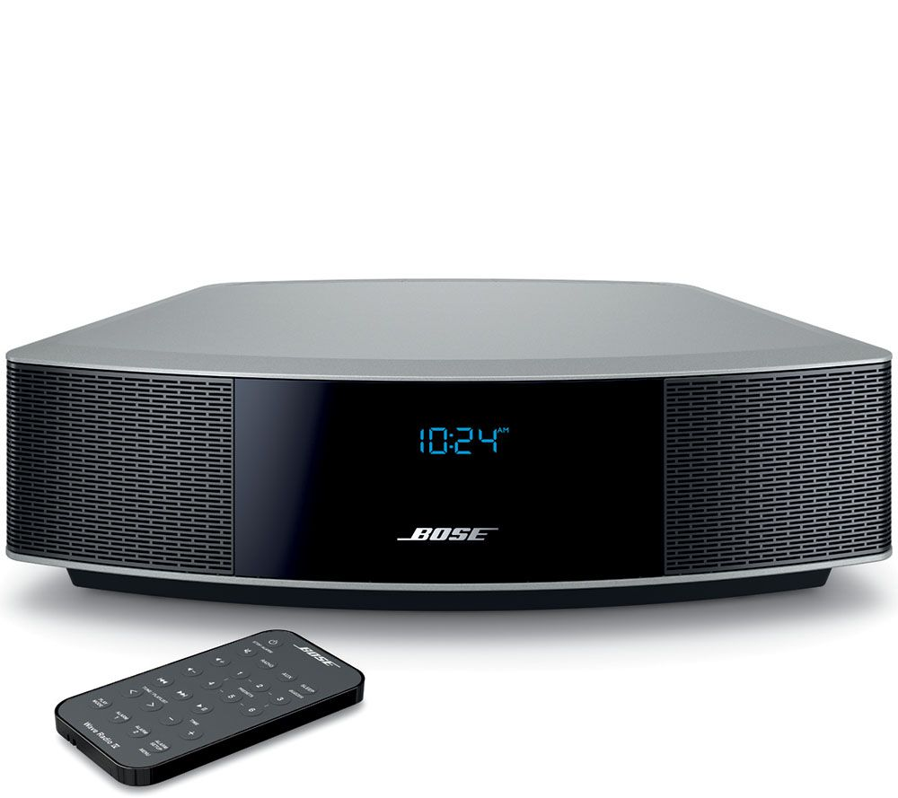 Bose Wave Radio IV With Top Touch Control   Page 1 U2014 QVC.com