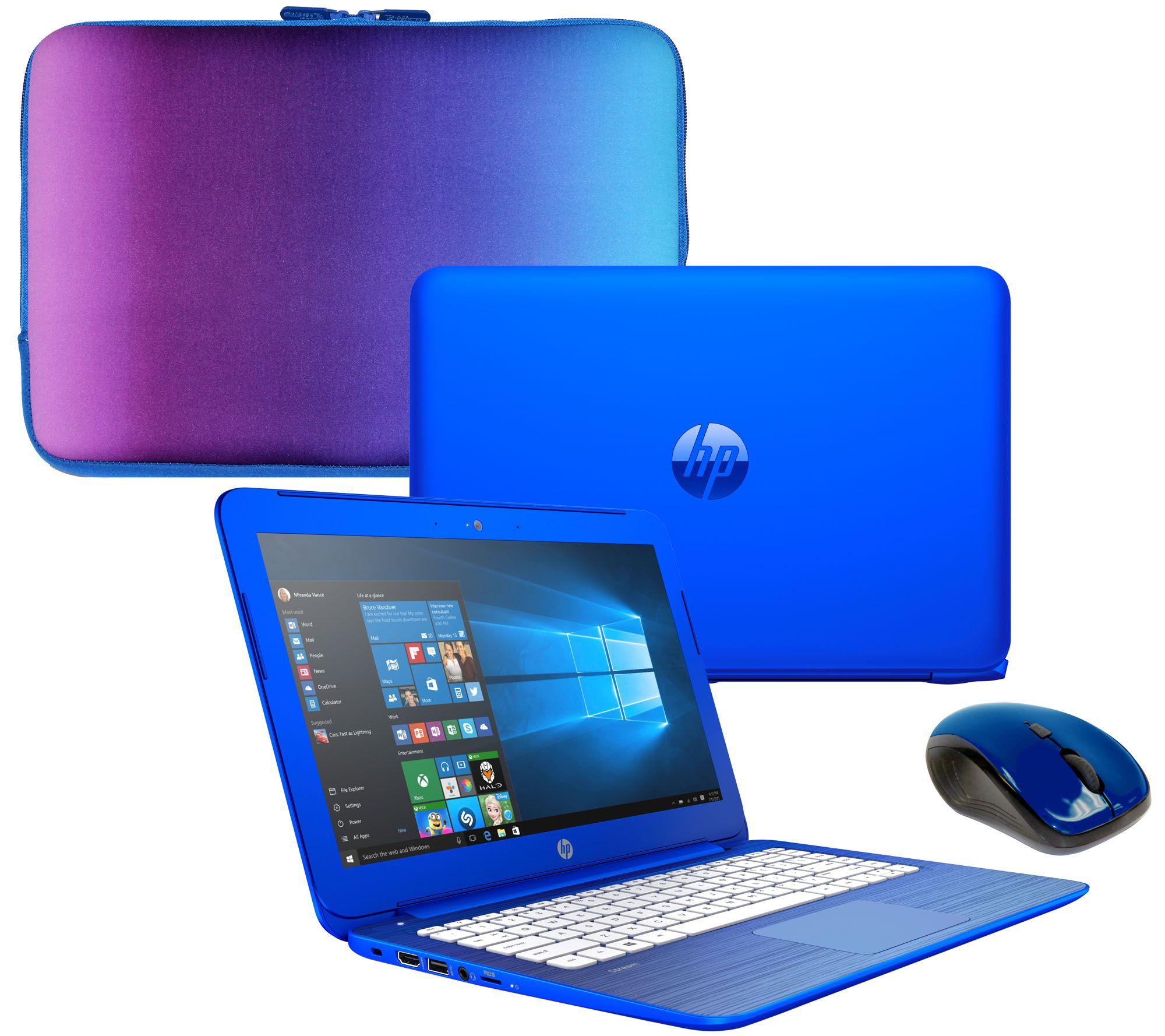 Hp Stream 13 Laptop 2gb Ram 32gb Windows 10 Ms Office 365